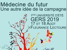 1ère Université d'été GERS 2019
