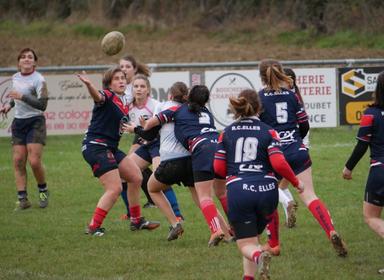 Rugby trip à Saint-Clar