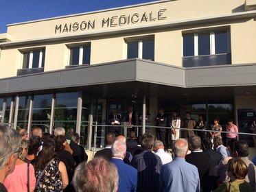 MSP «Val de Gers santé» à Seissan inaugurée en octobre 2017
