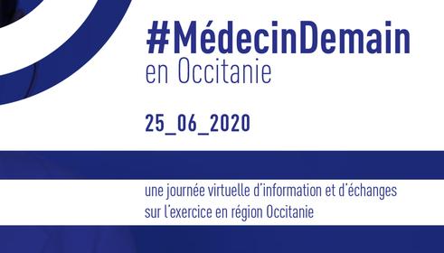 Annonces ARS Médecins Demain en Occitanie